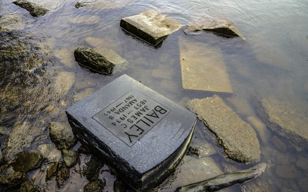 'Righting a Wrong': Black Cemetery Gravestones Dumped Into Potomac River 60 Years Ago Recovered, Letting Families Recover Their History