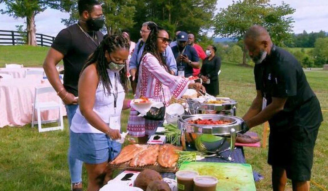 Black chefs showcase their history, share their culture and bond through food – CBS News