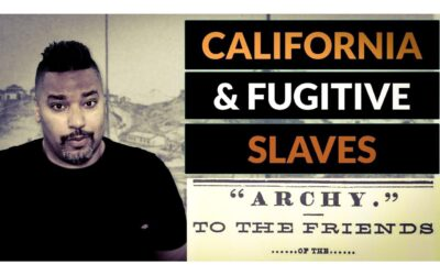 Black California, The Fugitive Slave, and the Compromise of 1850