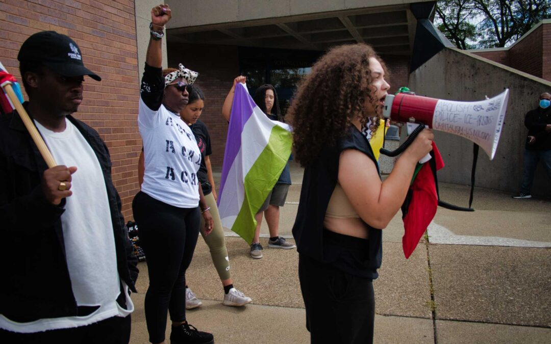Attorney General's office: 'Looking at' police treatment of Black Lives Matter protesters