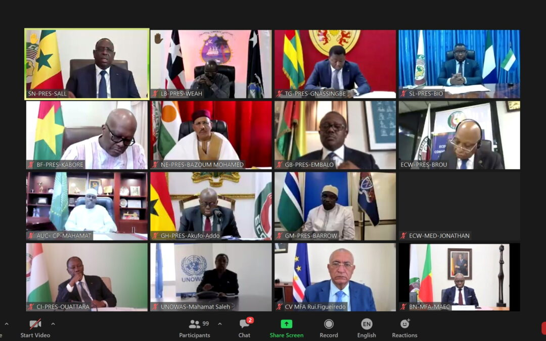 ECOWAS suspends Guinea after coup, says it will send mediators   Military News   Al Jazeera