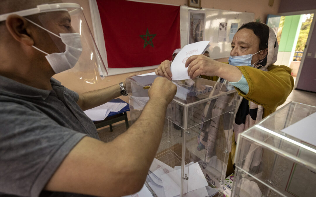 Elections kick off in Morocco amid widespread apathy | Business and Economy News | Al Jazeera