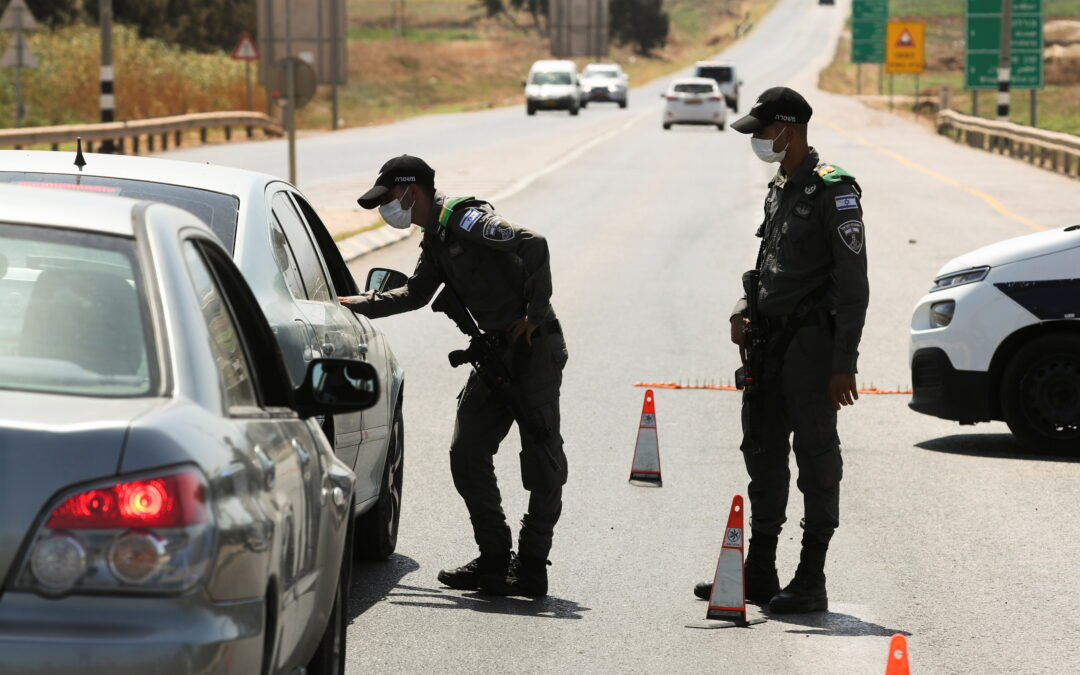 Israeli police say two more Palestinian prison escapees caught | Israel-Palestine conflict News | Al Jazeera