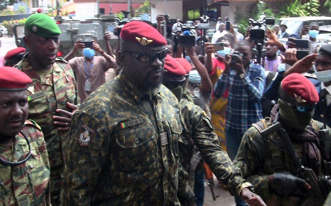 Uncertainty in Guinea after military coup removes Alpha Conde   Guinea News   Al Jazeera
